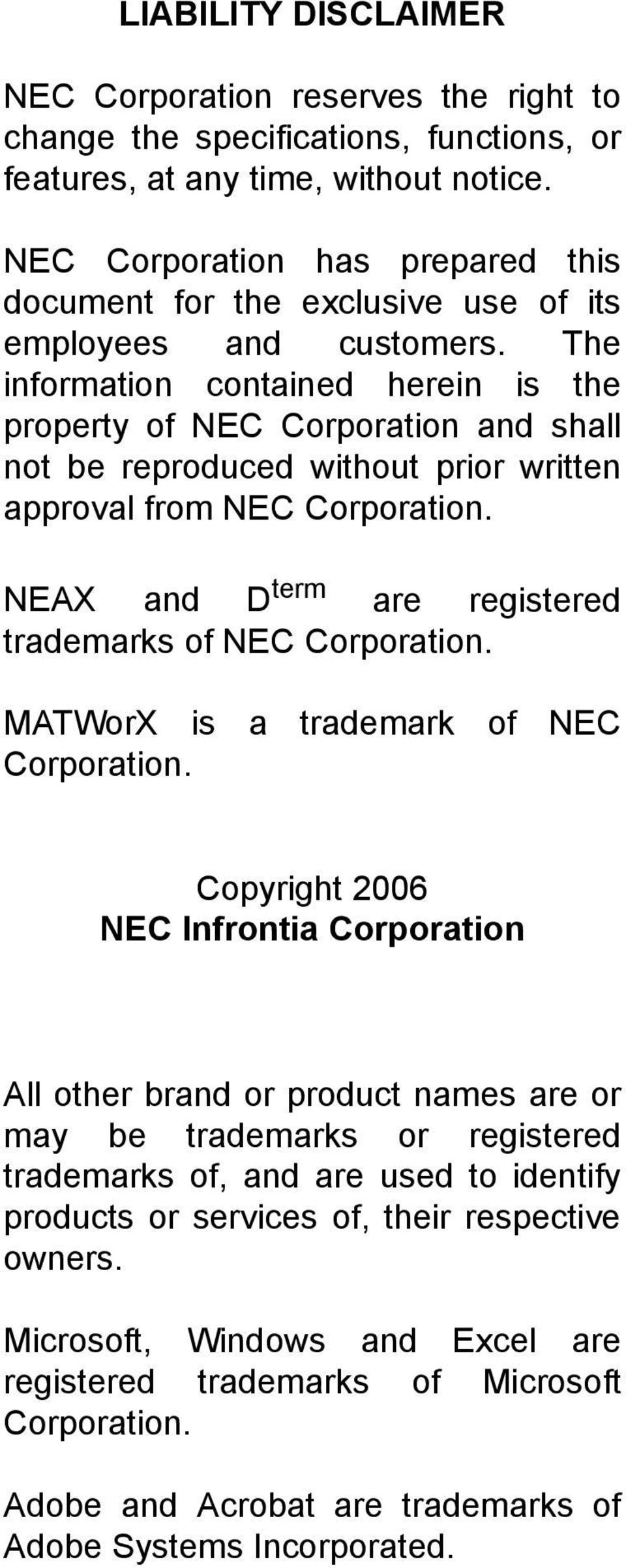 Neax 2000 ips user guide array cover matworx user guide nwa issue pdf rh docplayer net fandeluxe Images
