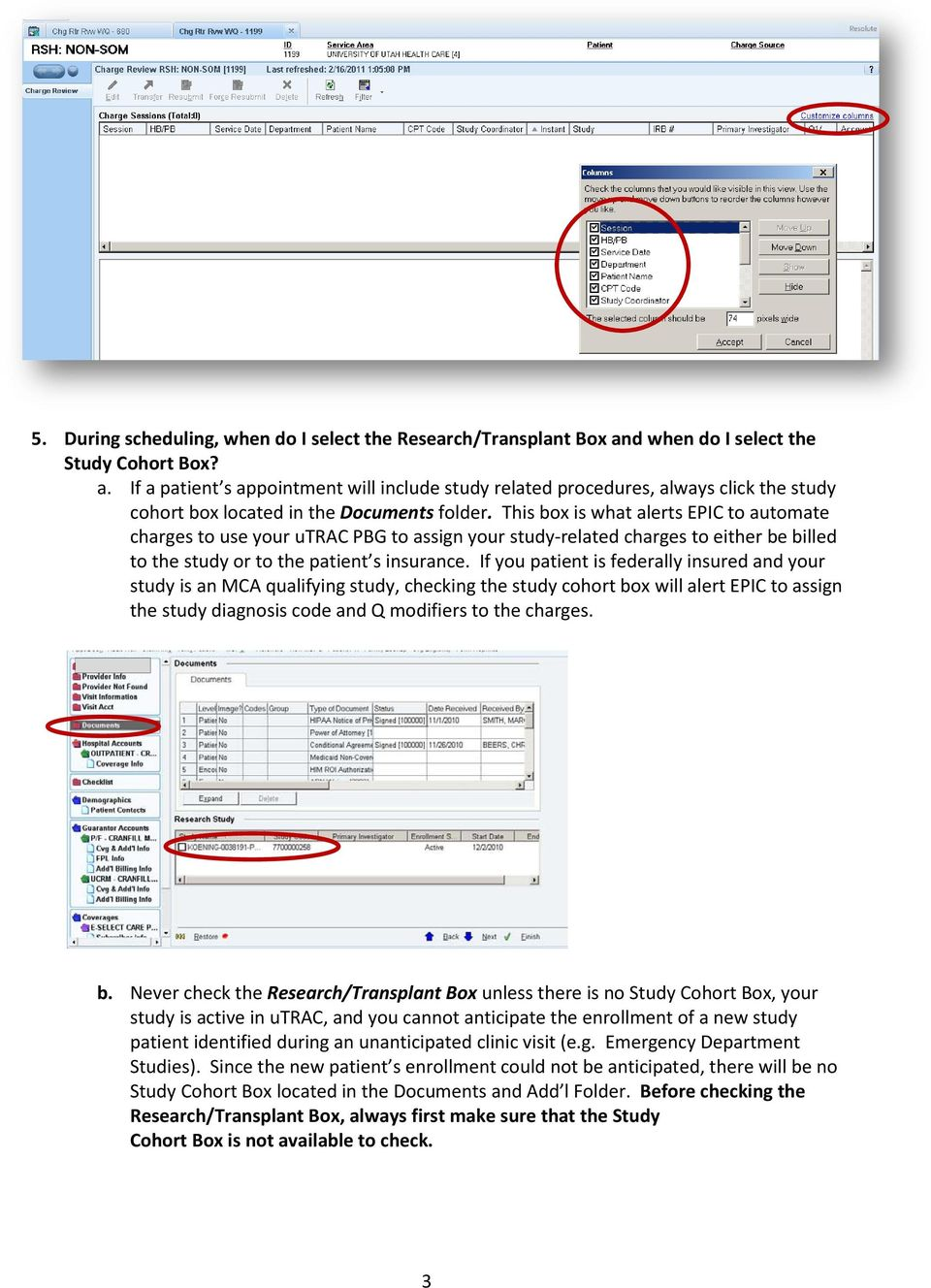 EPIC and Research Frequently Asked Questions - PDF