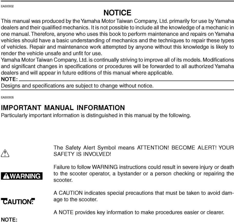 Nissan Sentra Service Manual: Service Notice or Precautions for Steering System