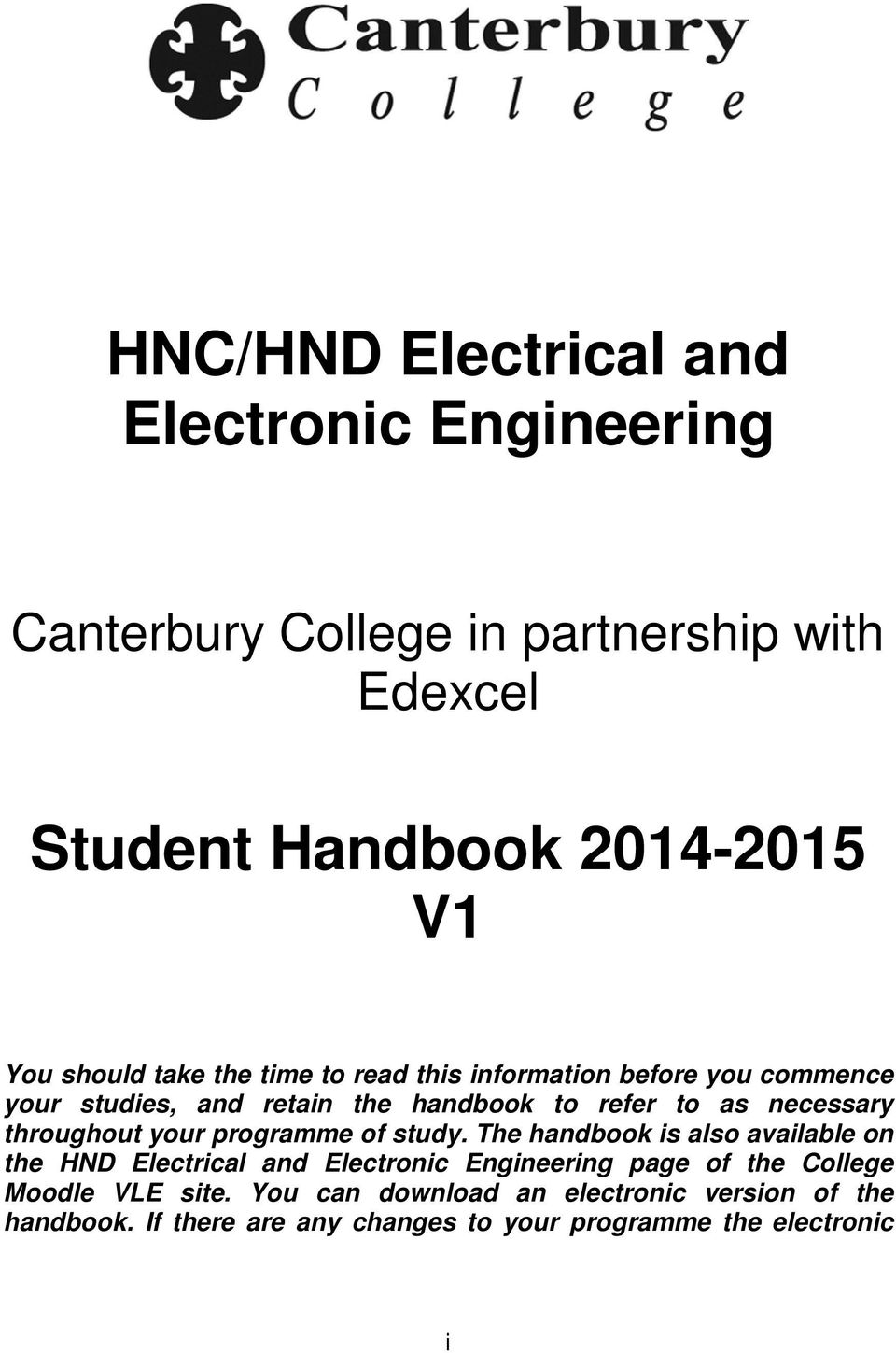 Hnc Hnd Electrical And Electronic Engineering Pdf Free Download