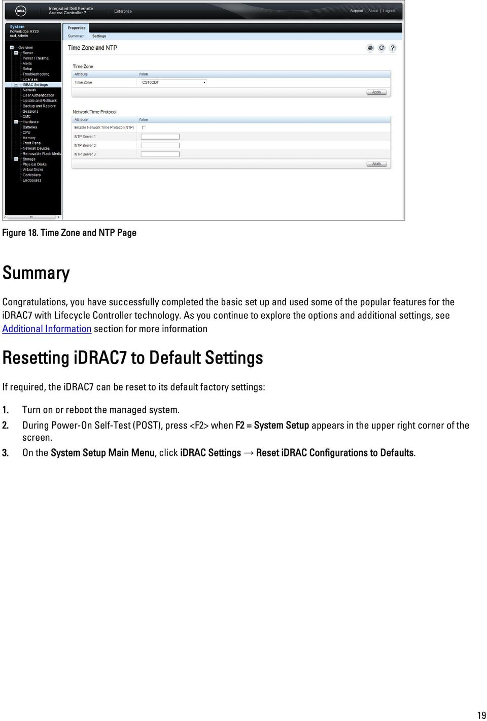 idrac7 Version With Lifecycle Controller 2 Version 1 1 Quick