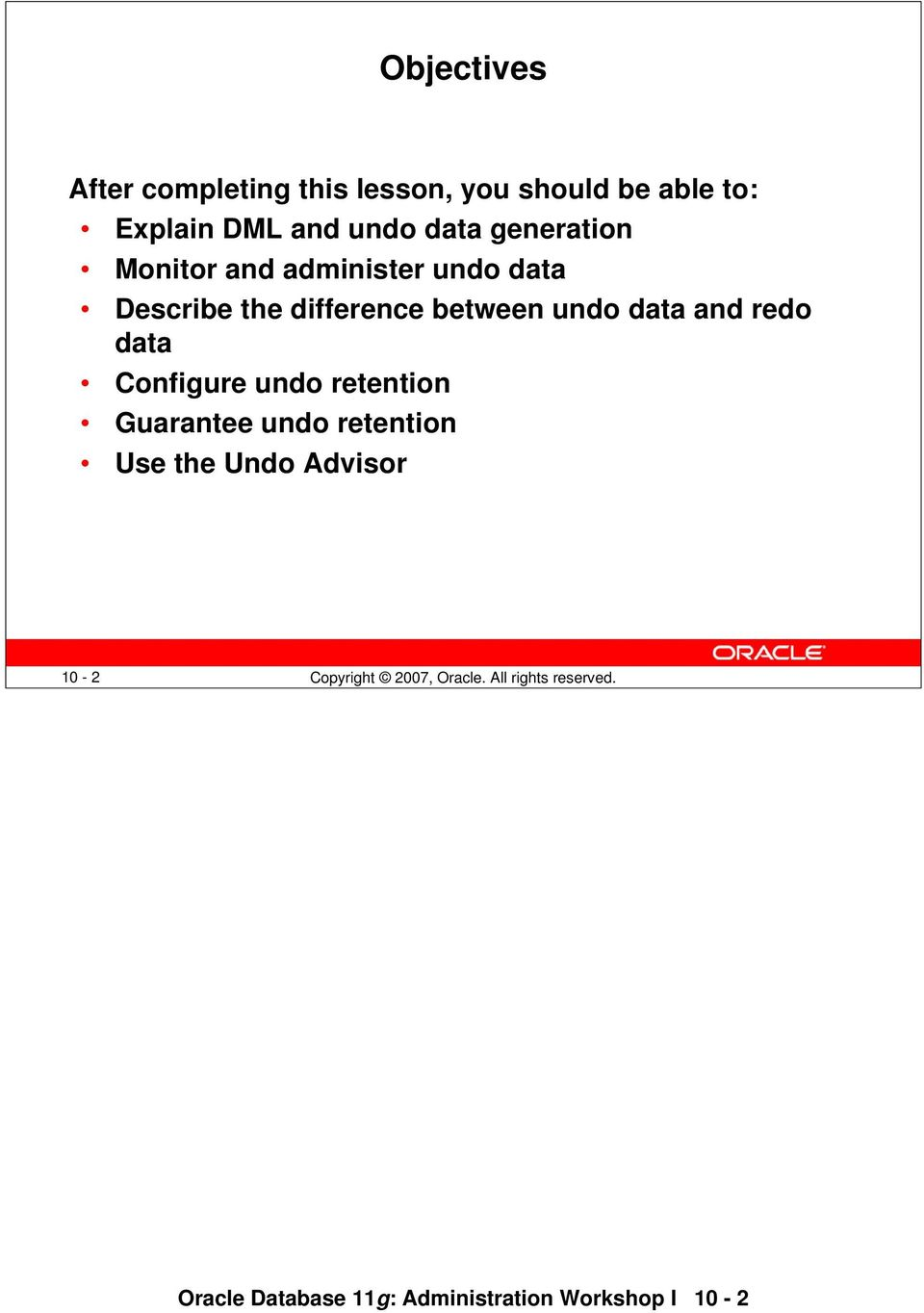 oracle database 11g administration workshop 1 pdf free download