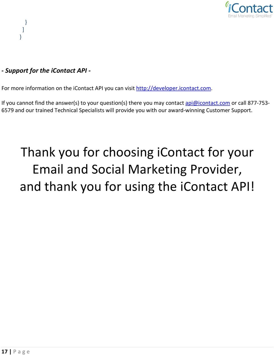 Integrating optimonk campaigns with icontact – optimonk help center.