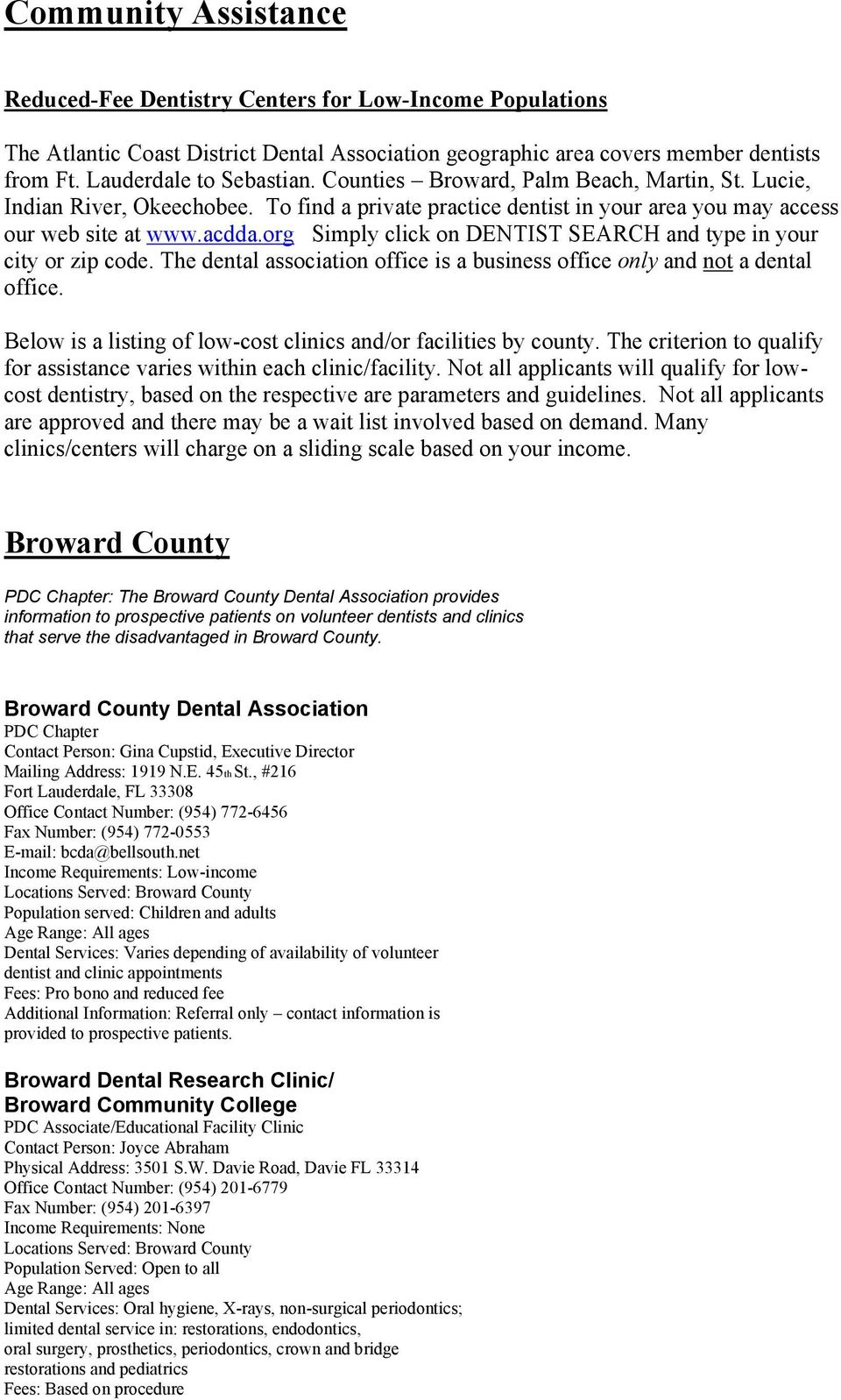 List of all zip codes in broward county   Free Download