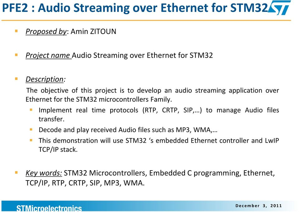 Stm32 Pwm Audio