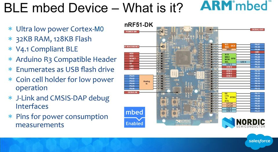 Build SalesForce IoT applications with ARM mbed - PDF