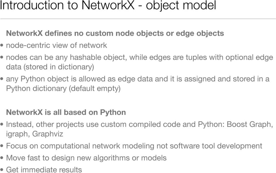 NetworkX: Network Analysis with Python - PDF