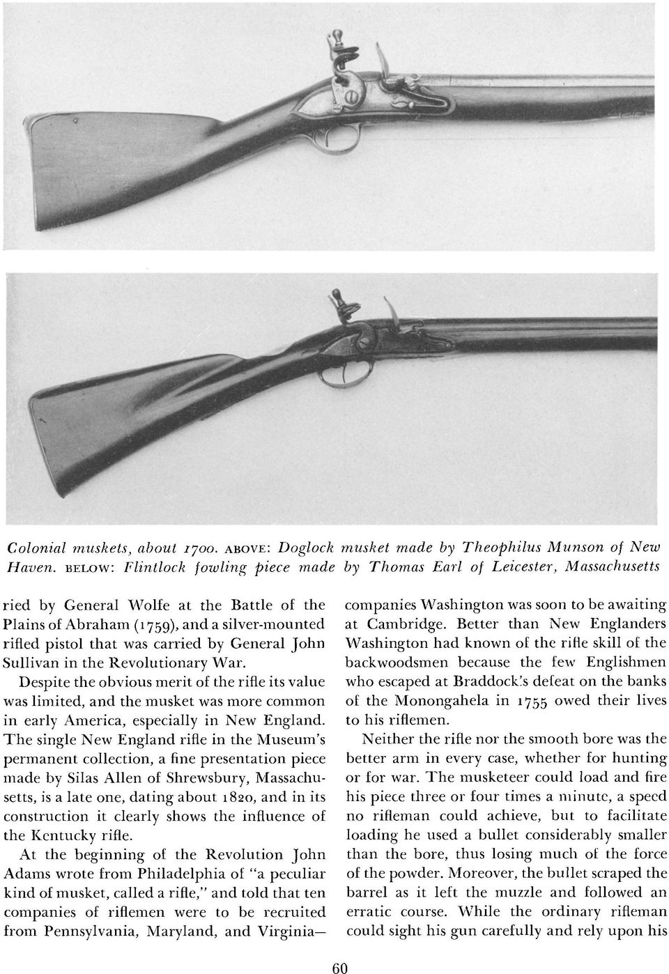 THE CRAFT OF THE EARLY AMERICAN GUNSMITH - PDF