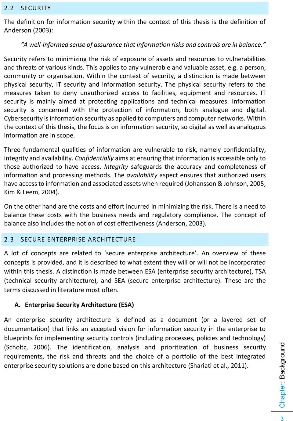 Designing secure enterprise architectures a comprehensive approach within the context of security a distinction is made between physical security it security malvernweather Choice Image