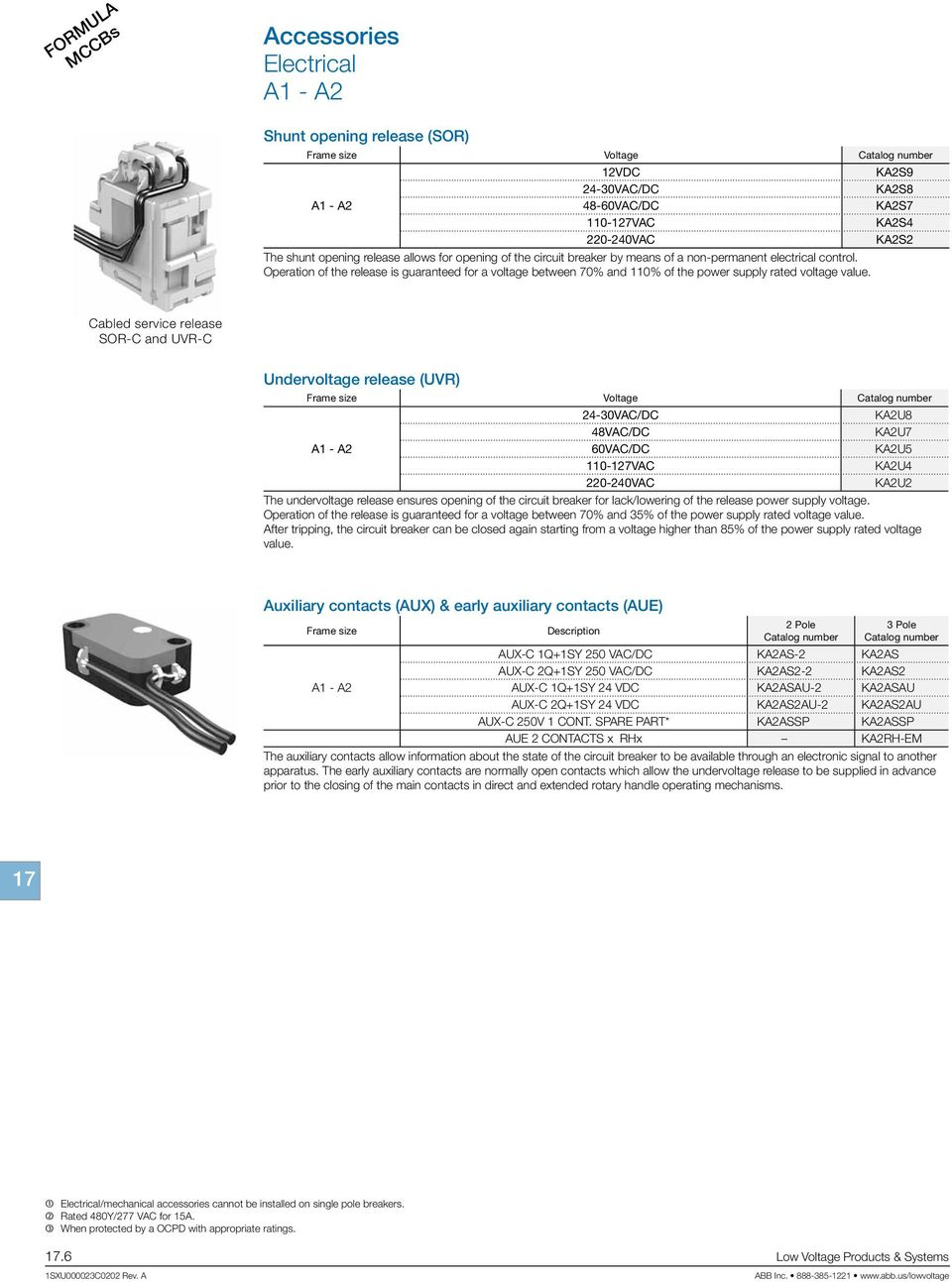 Uvr Wiring Diagram Electrical Diagrams Case 220 Index Molded Circuit Breakers