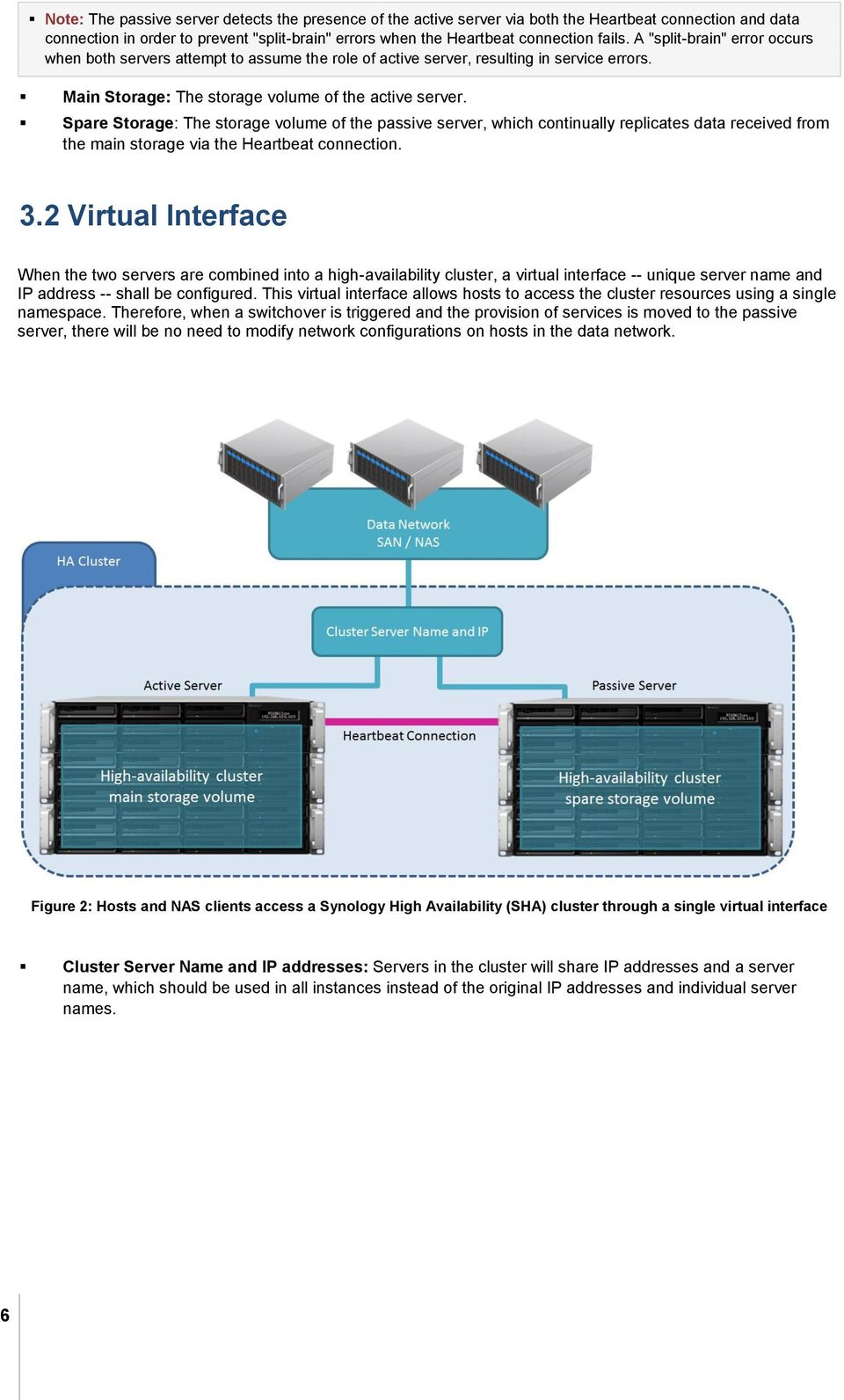 Synology High Availability (SHA) - PDF