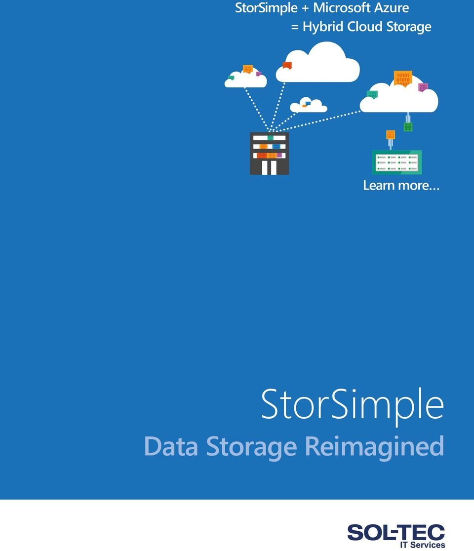 Storage Learn more