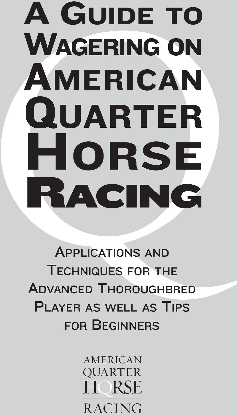 a guide to wagering on american quarter horse racing applications rh docplayer net NYS Racing and Wagering Sport Horse Racing and Wagering Casino