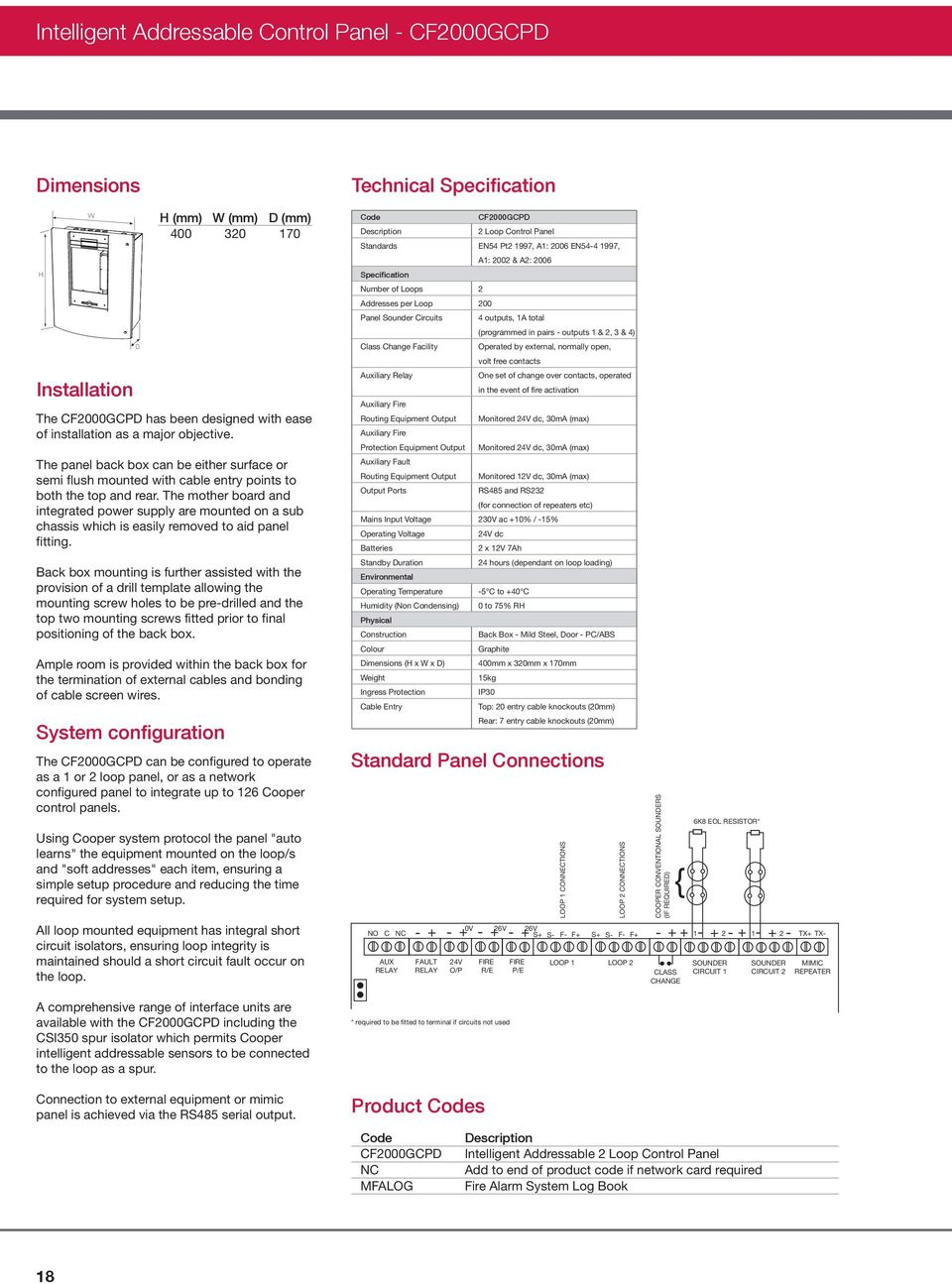 C E R T I F At O N Lpcb B A D P V L S Intelligent Fire Alarm System Schematic Diagram The Mother Board And Integrated Power Supply Are Mounted On Sub Chassis Which Is Easily