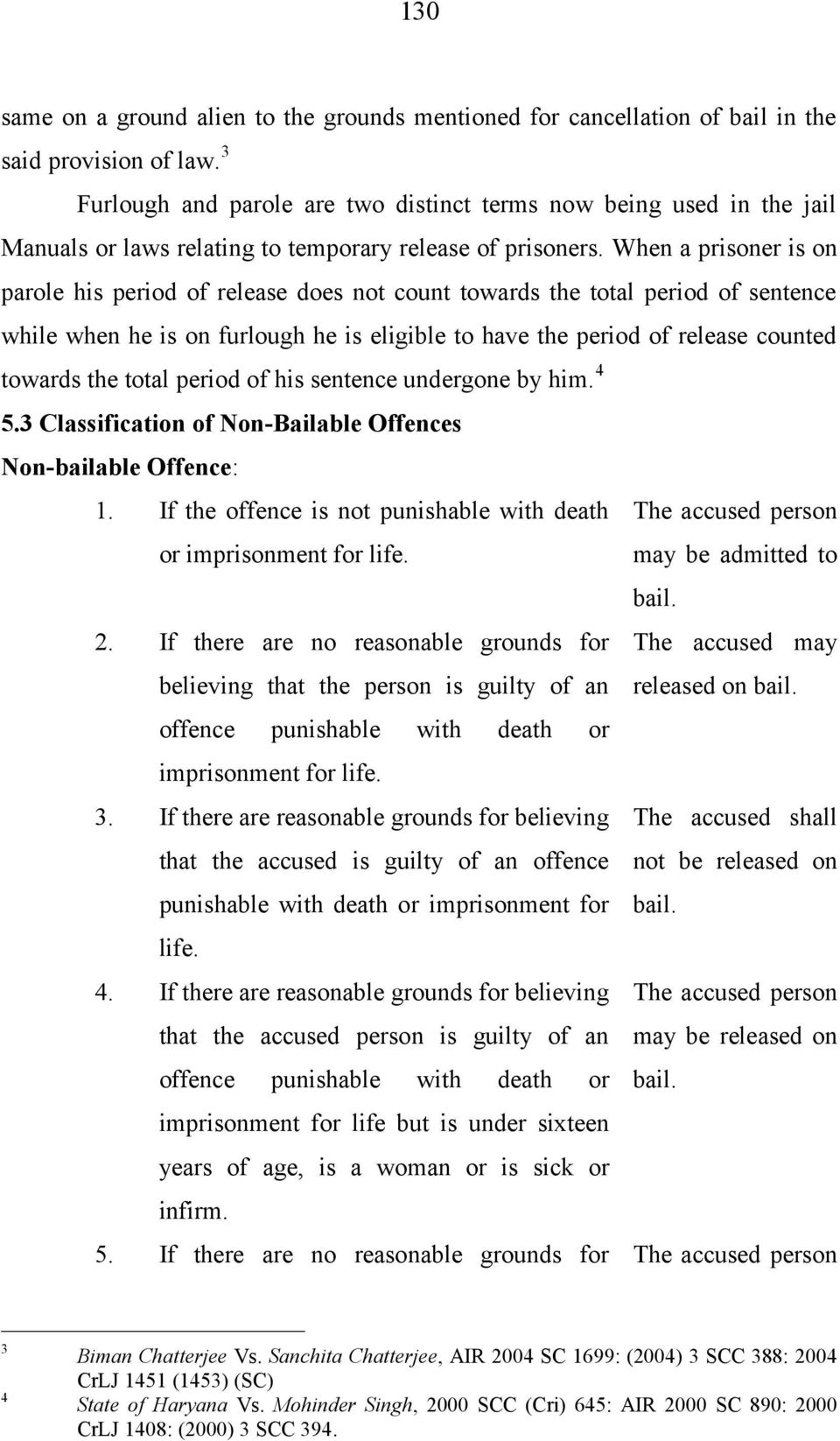 ipc section 307 bailable
