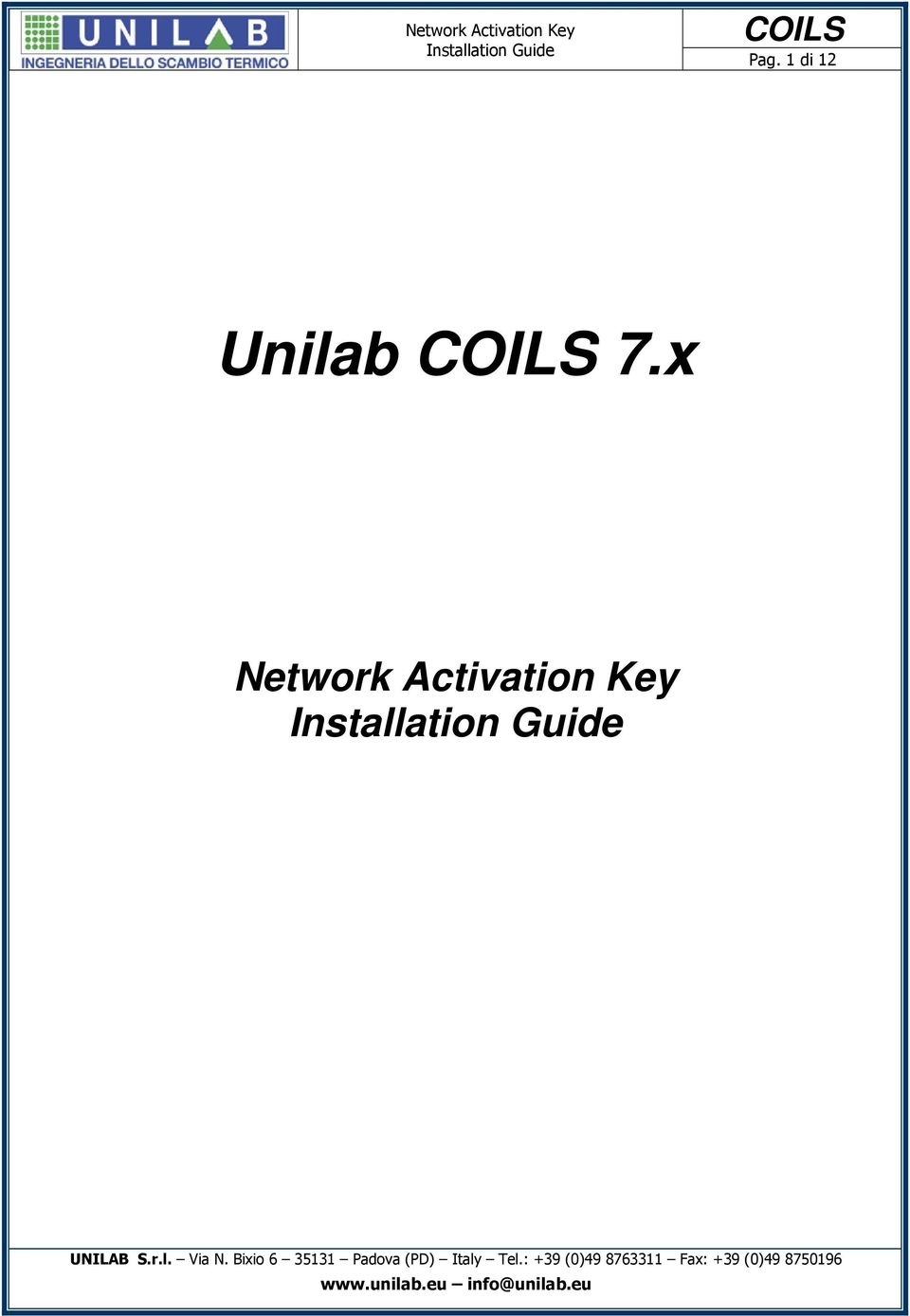 how to get an activation key from a network