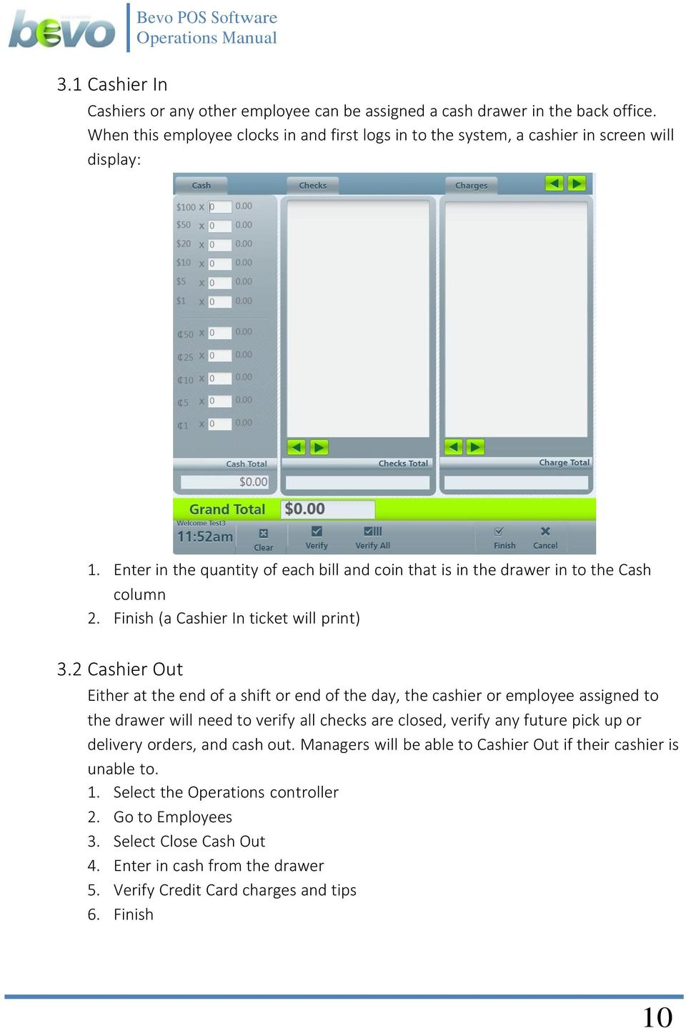 bevo pos software operations manual lee ann ln naples fl pdf rh docplayer net POS Systems for Small Business POS System