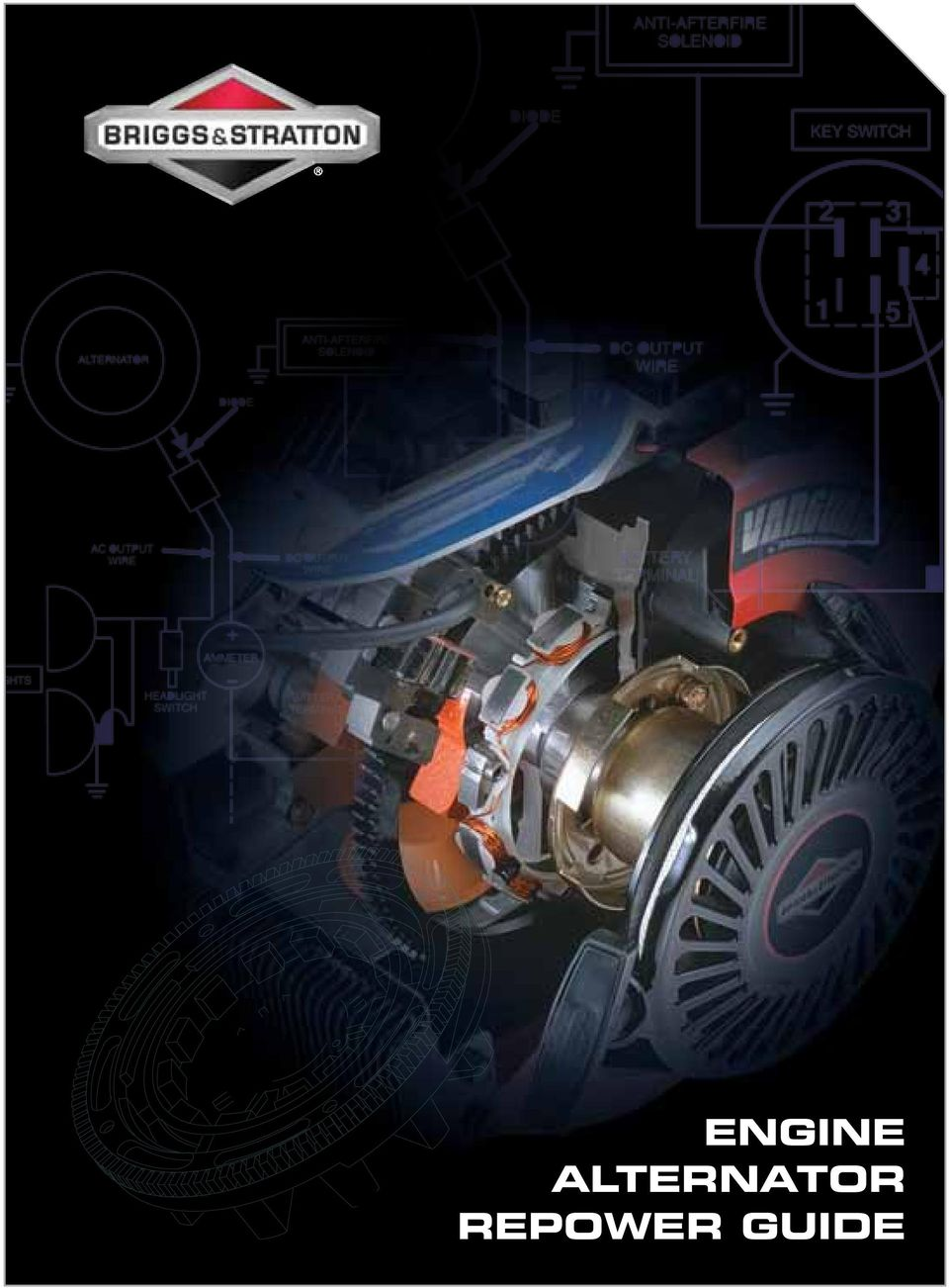 Engine Alternator Repower Guide Pdf Stator Diode Wire Wiring Harness For Briggs And 2 Thepowerportalcom Your One Stop Information Source Stratton Has Developed A Powerful Flexible Private