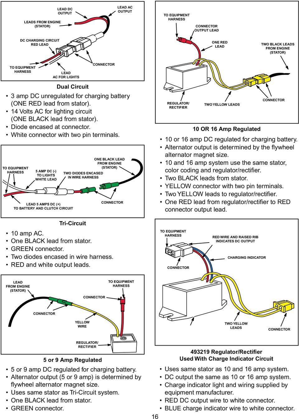 Engine Alternator Repower Guide Pdf Rib Harness Clip Wiring White Connector With Two Pin Terminals