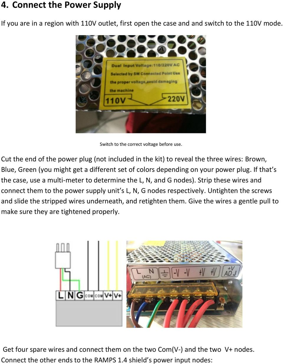 Ramps 14 Assembly Guide Pdf Alike The Megatronics This Board Also Combines And Arduino Mega If That S Case Use A Multi Meter To Determine L