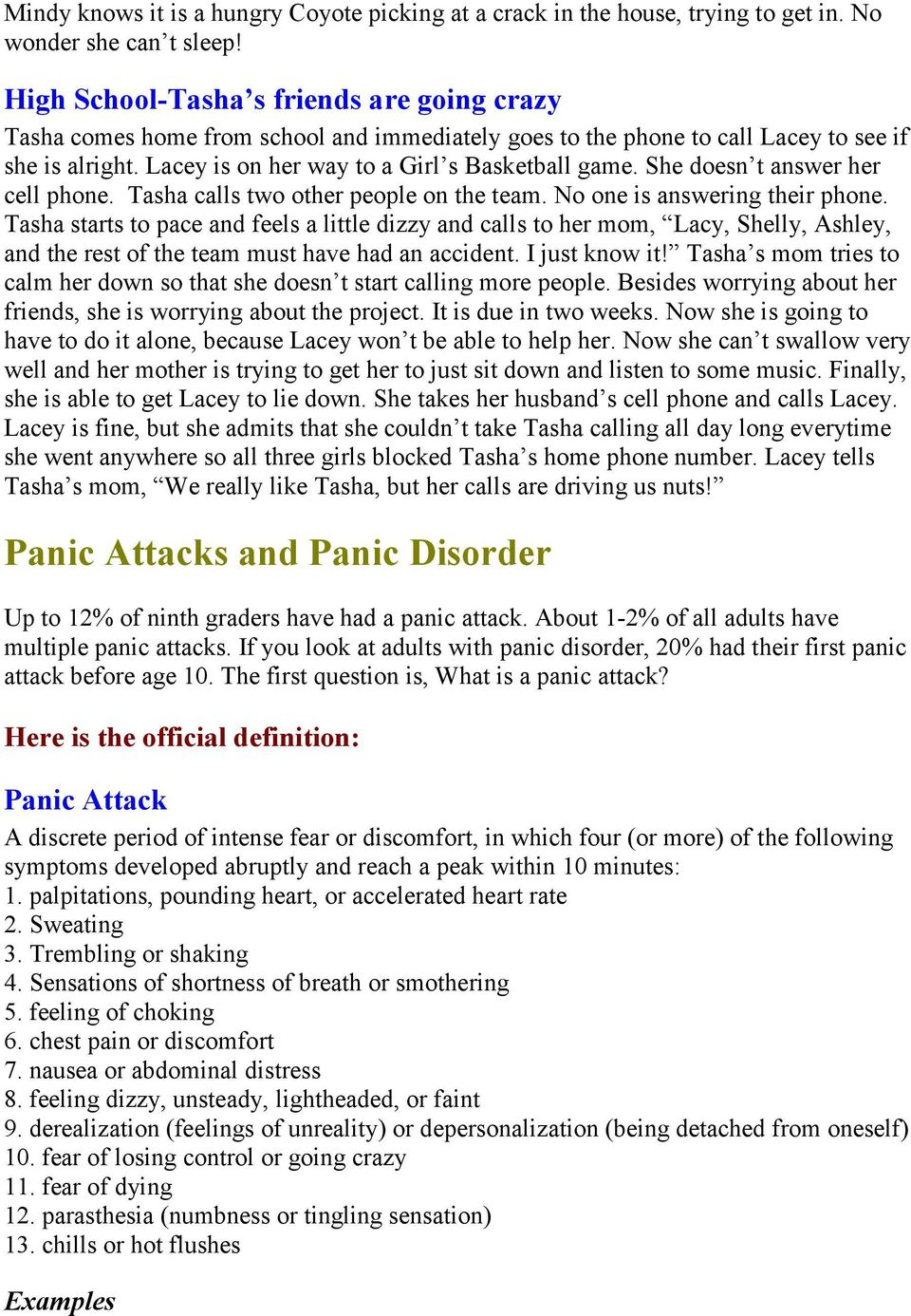 anxiety disorders in children and adolescents by james chandler, md