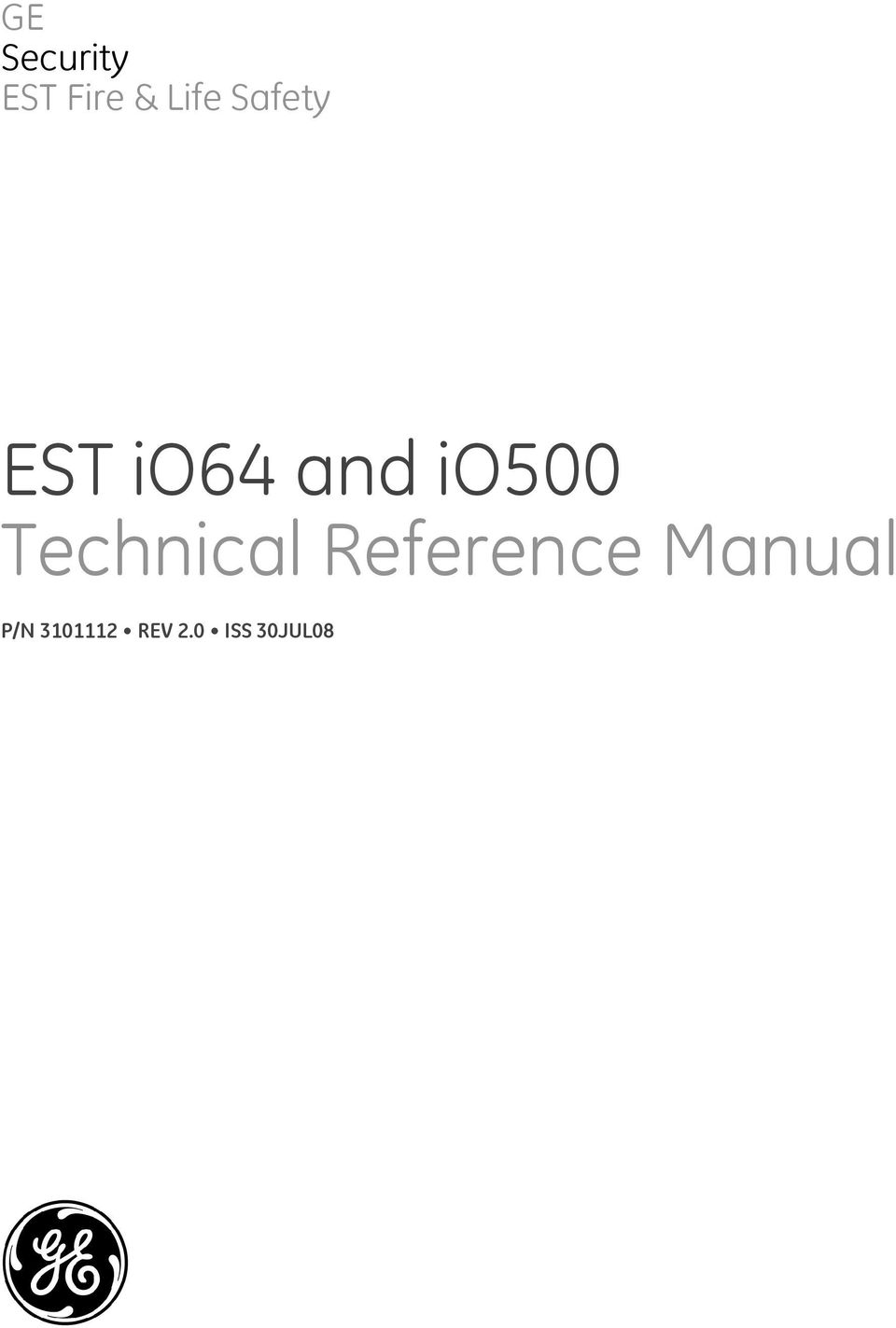 Technical Reference Manual