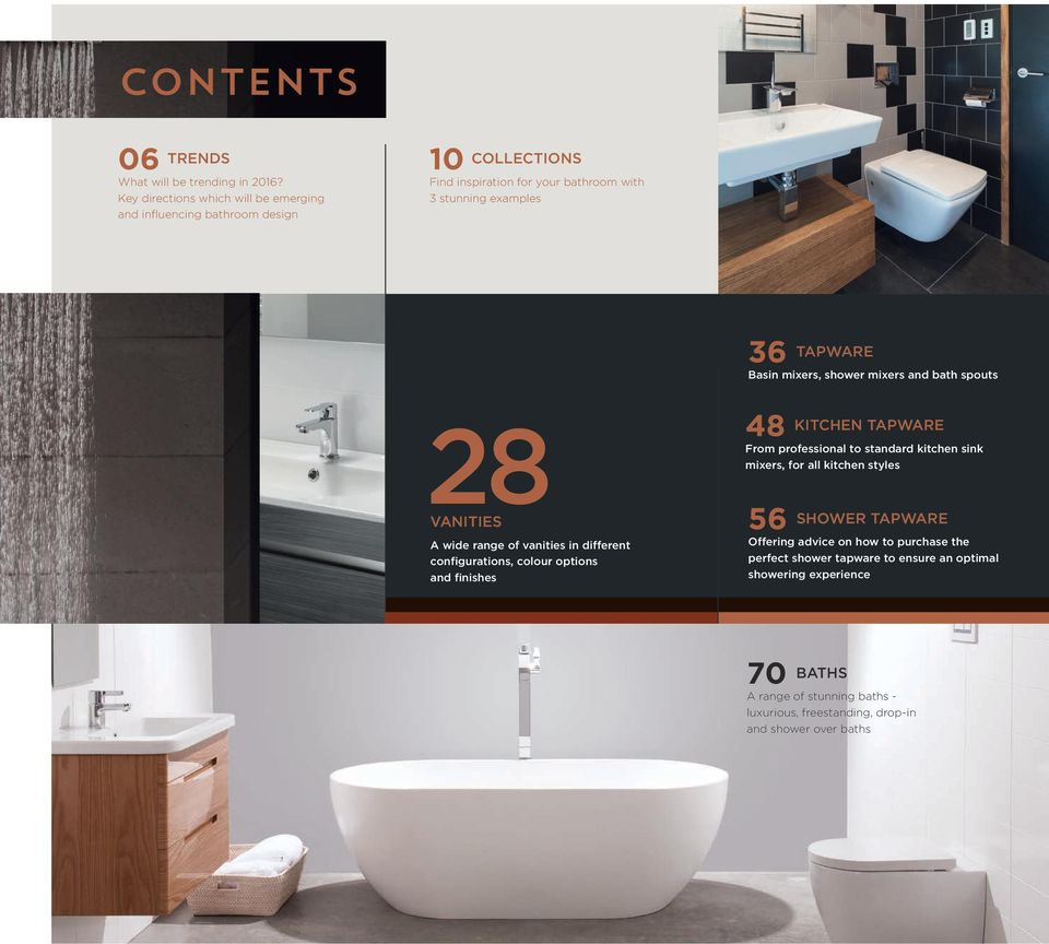 The Bathroom Book Pdf Jet Shower Onda Chrome Mixers And Bath Spouts 28 Vanities A Wide Range Of In Different