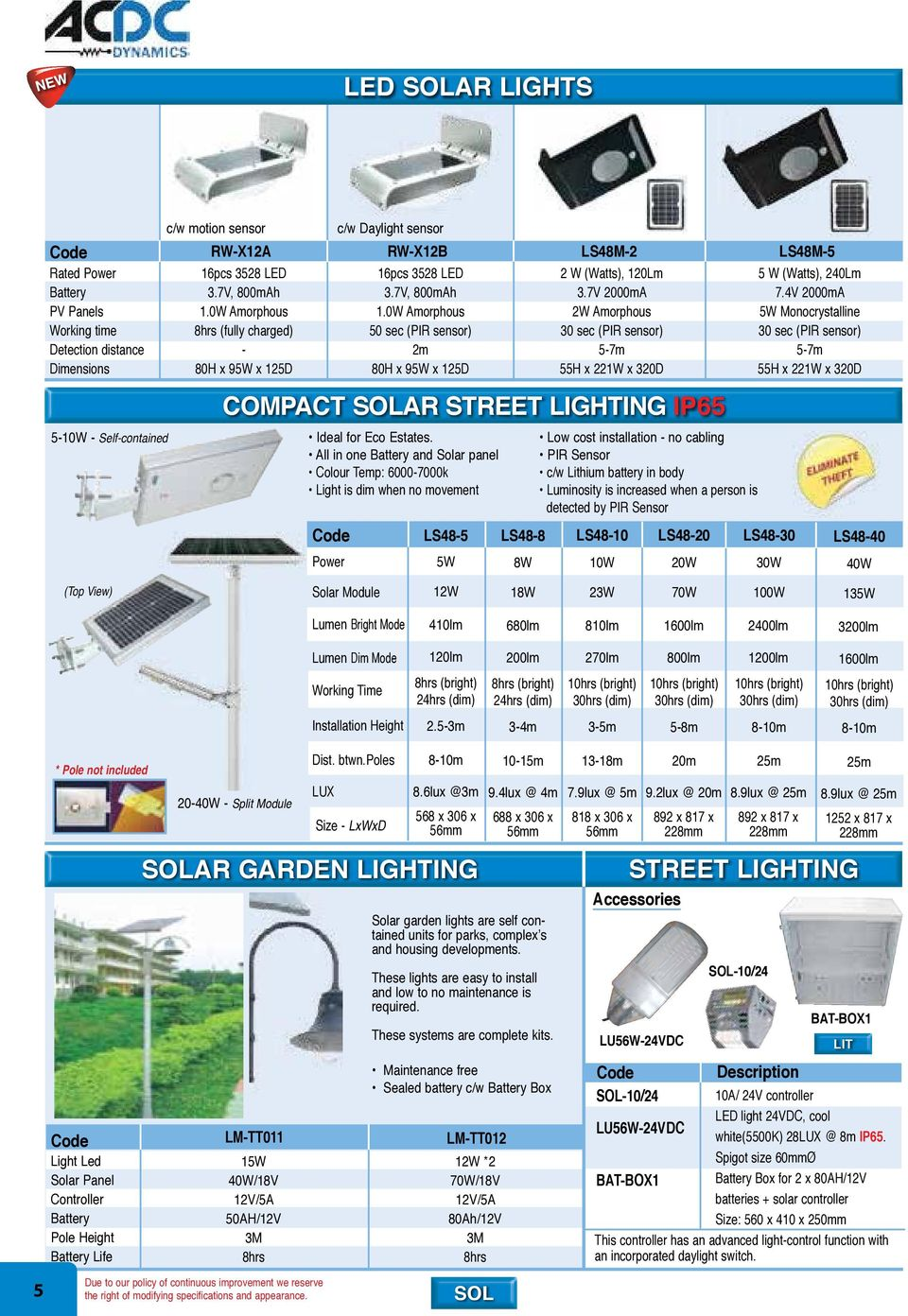 Distributed Solar Power Systems Short Form Catalogue Pdf Panel Cell 6v 1w Polycrystalline Portable 110x60mm Low Cost Installation No Cabling All In One Battery And Pir Sensor Colour Temp