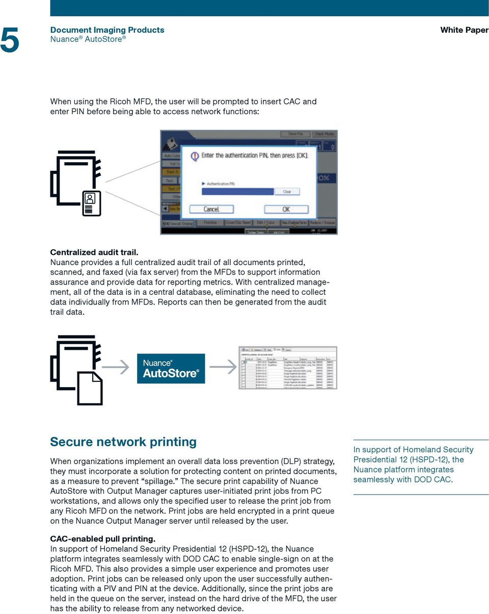 Us Army Best Practices For Secure Network Printing Scanning And