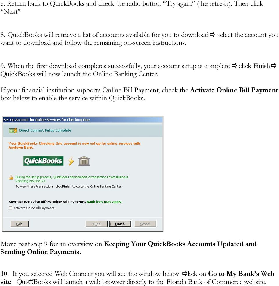Getting Started Guide: Transaction Download for QuickBooks