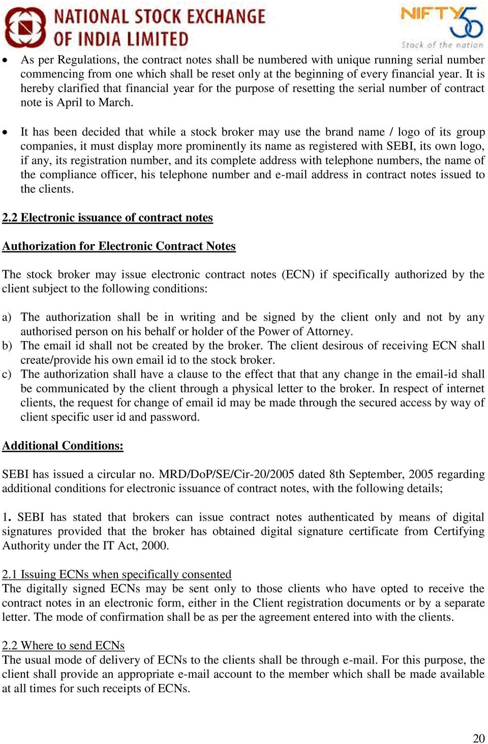 PART-B UPDATED CONSOLIDATED CIRCULAR - PDF
