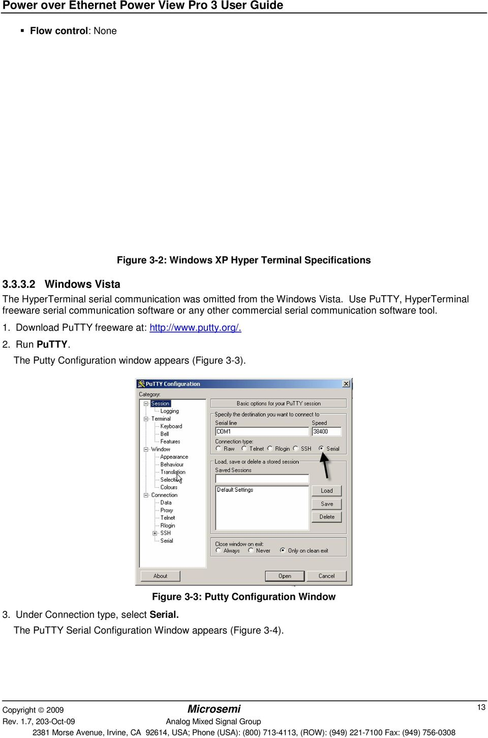 Power over Ethernet  Power View Pro 3 - PDF