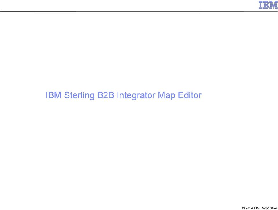 Best Practices of Mapping on Sterling B2B Integrator Map Editor - PDF