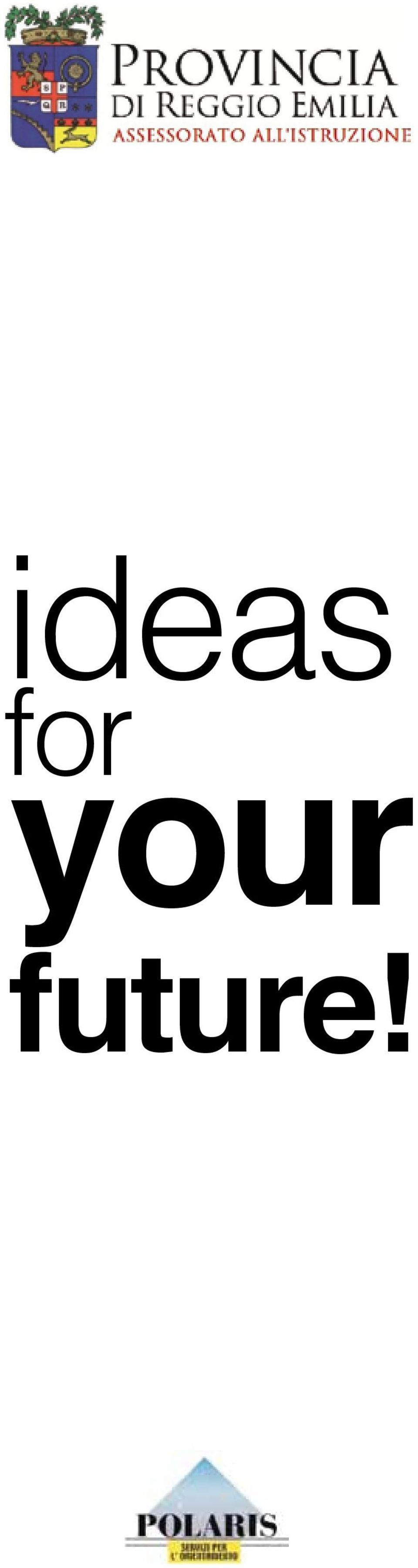 Servizi Sicurezza Italia Poviglio ideas for your future! ideas for your future! inglese - pdf