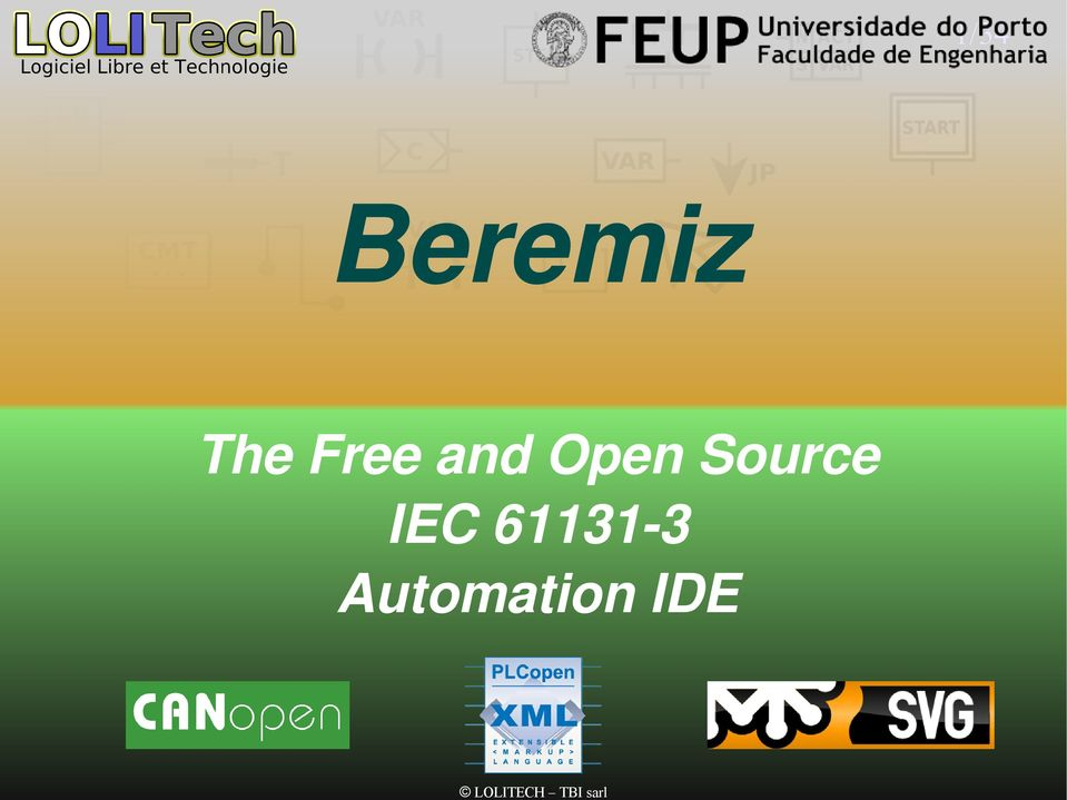 Beremiz The Free and Open Source IEC Automation IDE - PDF