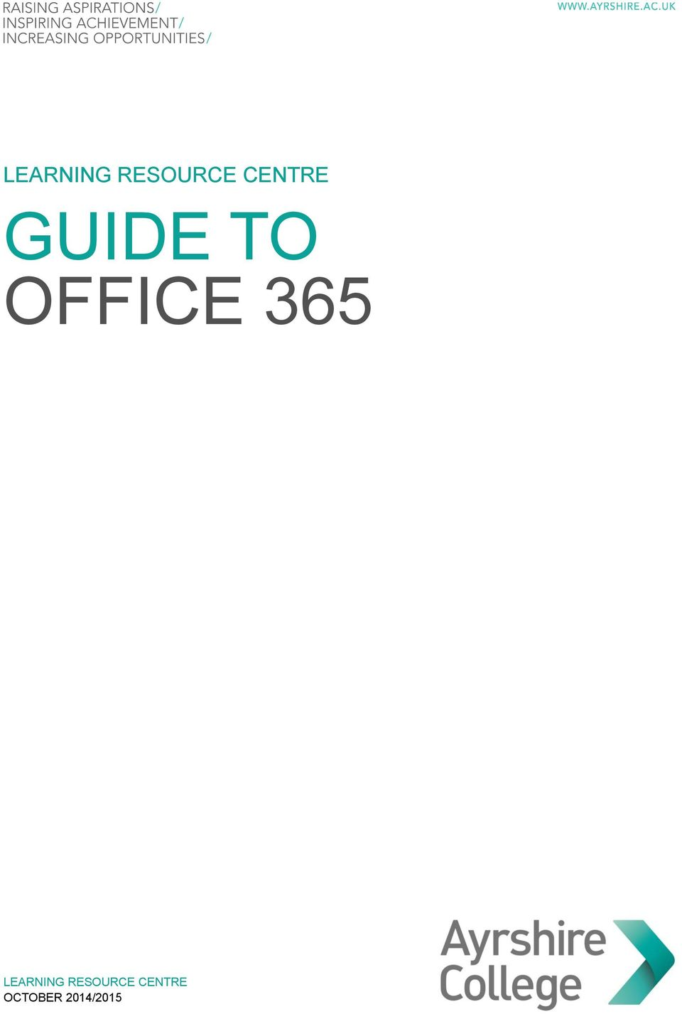 OFFICE 365  CENTRE