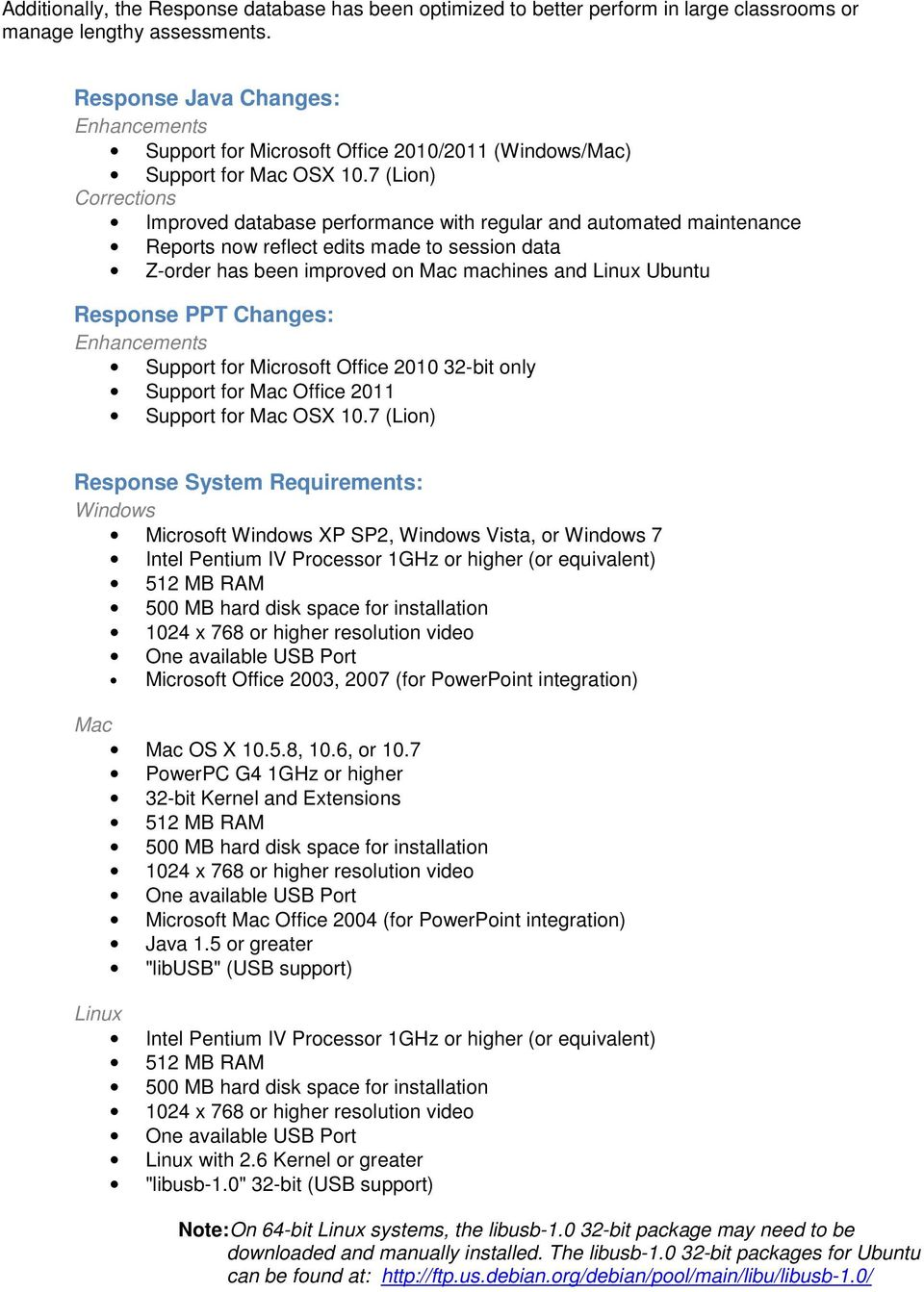 Release Notes M3 Service Pack 1 - PDF