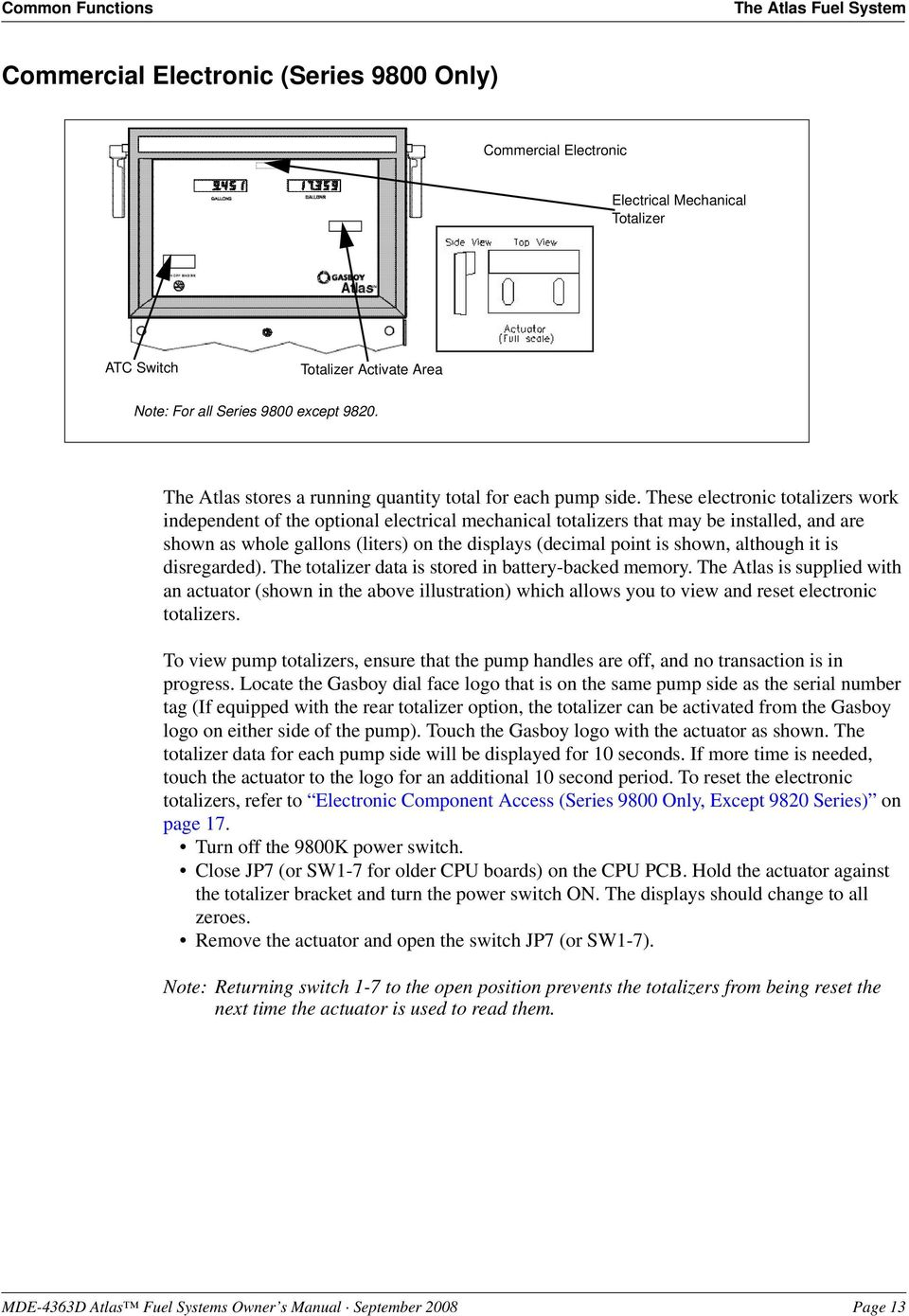 Atlas Fuel Systems. Owner s Manual MDE-4363D - PDF on