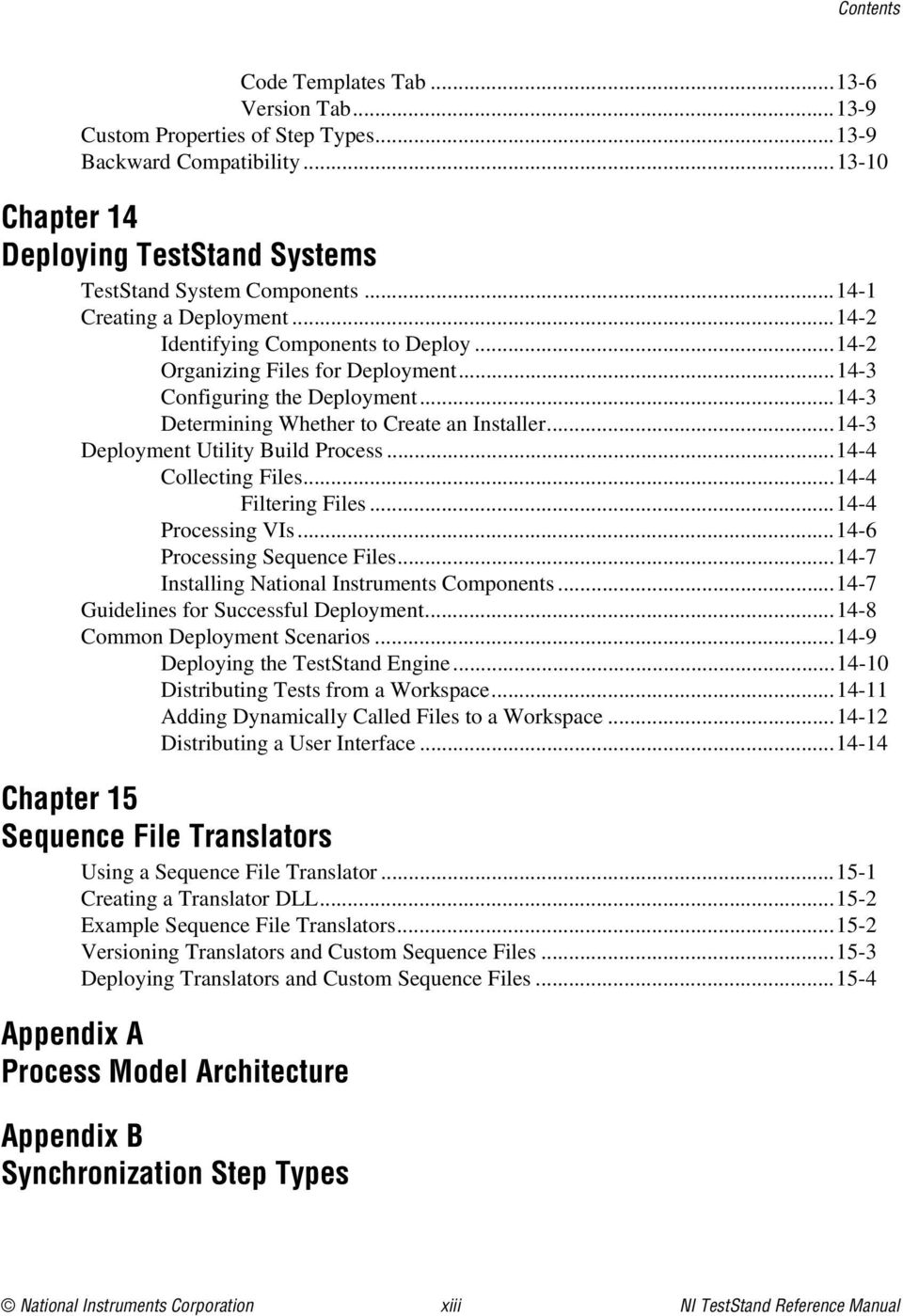 ni teststandtm reference manual ni teststand reference manual rh docplayer net