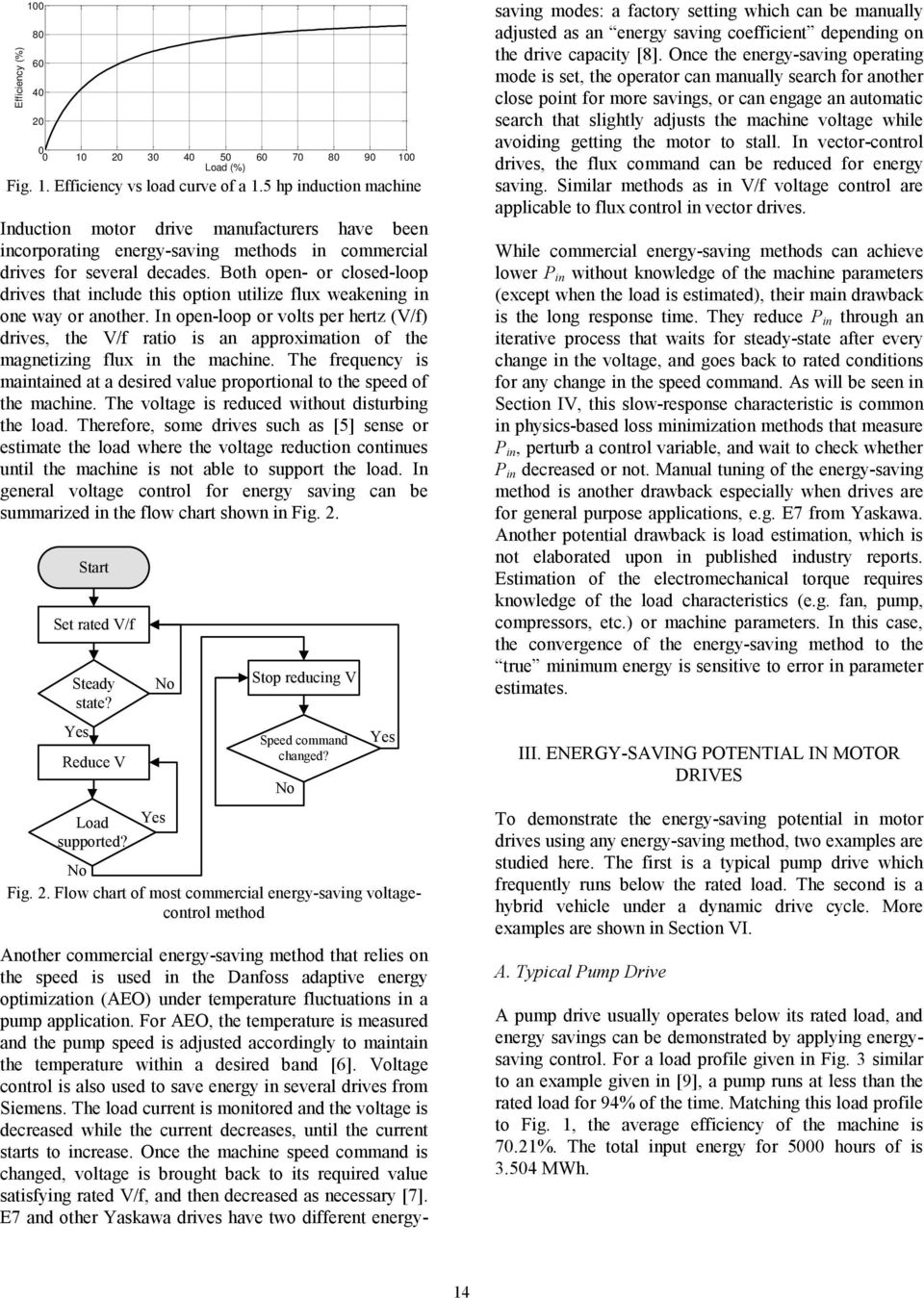 Proceedings Of The Electrical Manufacturing Coil Winding Expo Pdf Voltage Divider Calculator For Dc Circuits With Load At Globalspec Both Open Or Closed Loop Drives That Include This Option Utilize Flux Weakening In