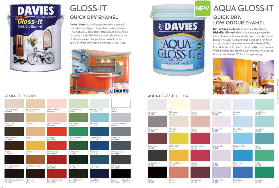 Fabulous Paint Colors That Bring Your Home To Life Pdf