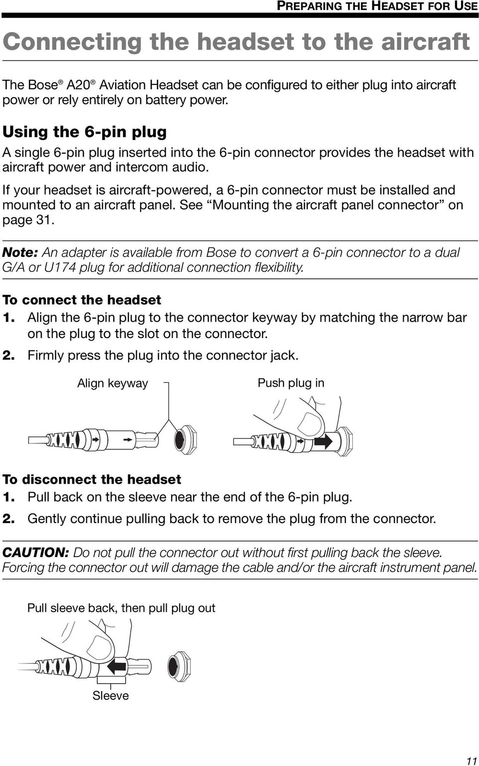 A20 AVIATION HEADSET. Owner s Guide - PDF on