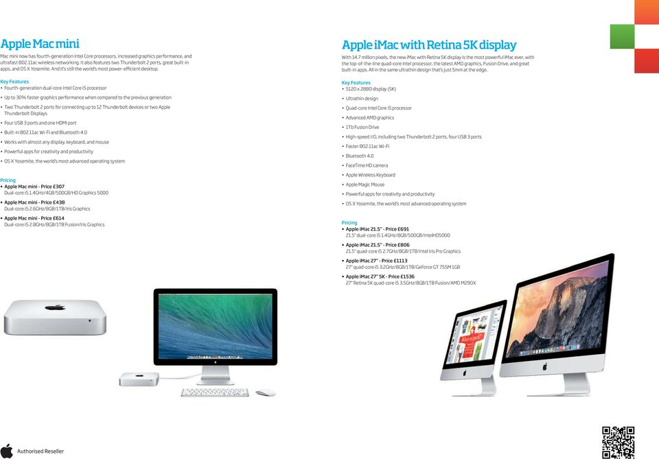 MGL Hardware Update  Featuring Apple Products Interactive