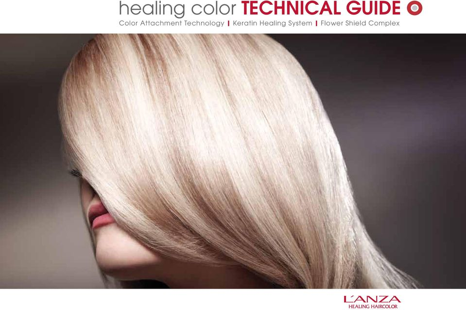 Healing Color Technical Guide Color Attachment Technology Keratin