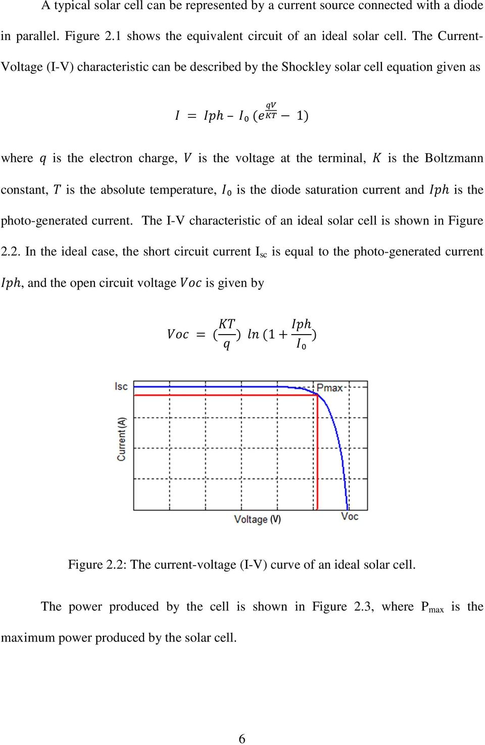 Energy Capture Improvement Of A Solar Pv System Using Multilevel Panel Optimizer Circuit Electronic Projects The Absolute Temperature Is Diode Saturation Current And Photo Generated