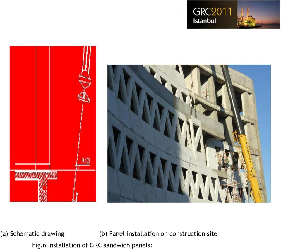 18 Application of GRC Curved Sandwich Panels with EPS Core