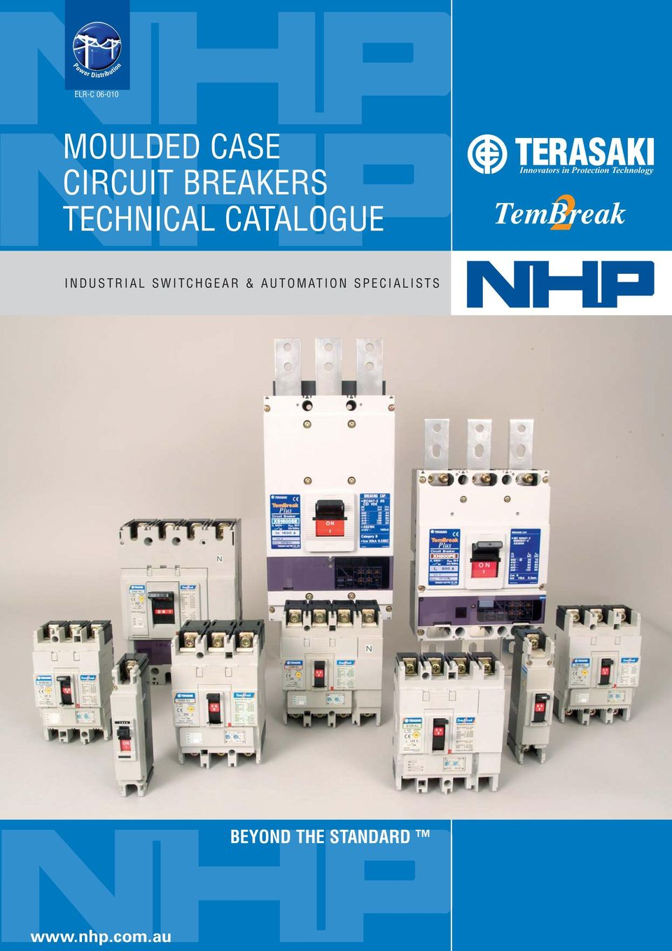 Moulded Case Circuit Breakers Technical Catalogue Pdf Engine Generator Molded Breaker Mccb Line In Protection Technology Industrial Switchgear