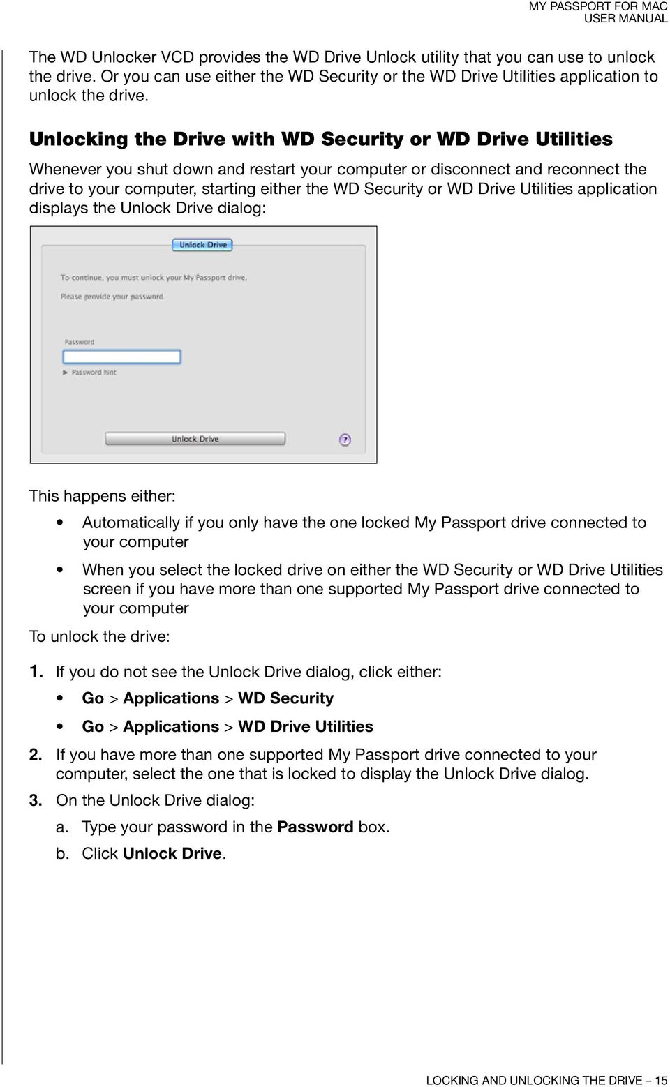 How To Format Locked Wd My Passport Elite For Mac - fasrwest