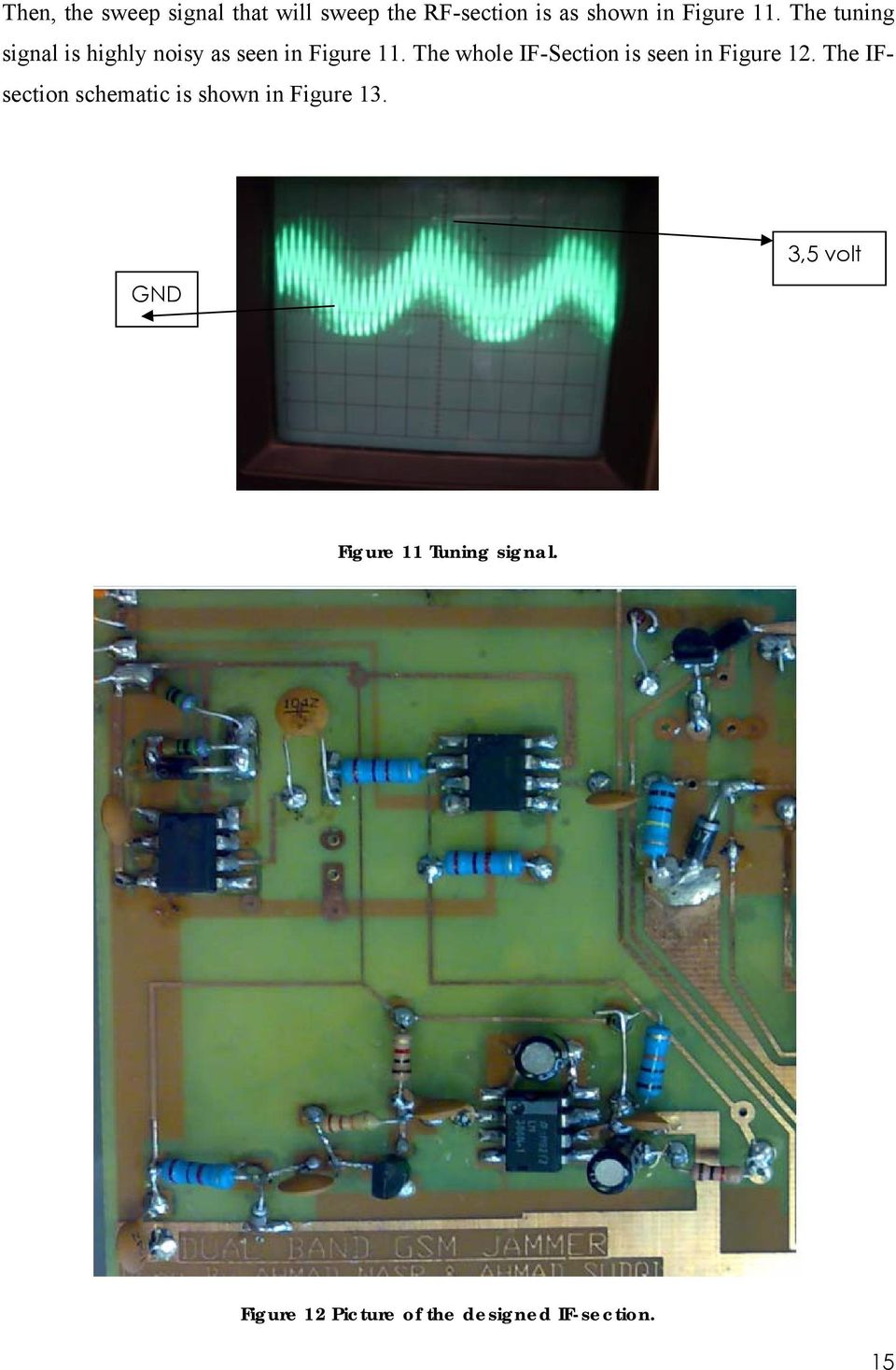 Dual Band Mobile Jammer For Gsm 900 Pdf Circuit The Whole If Section Is Seen In Figure 12