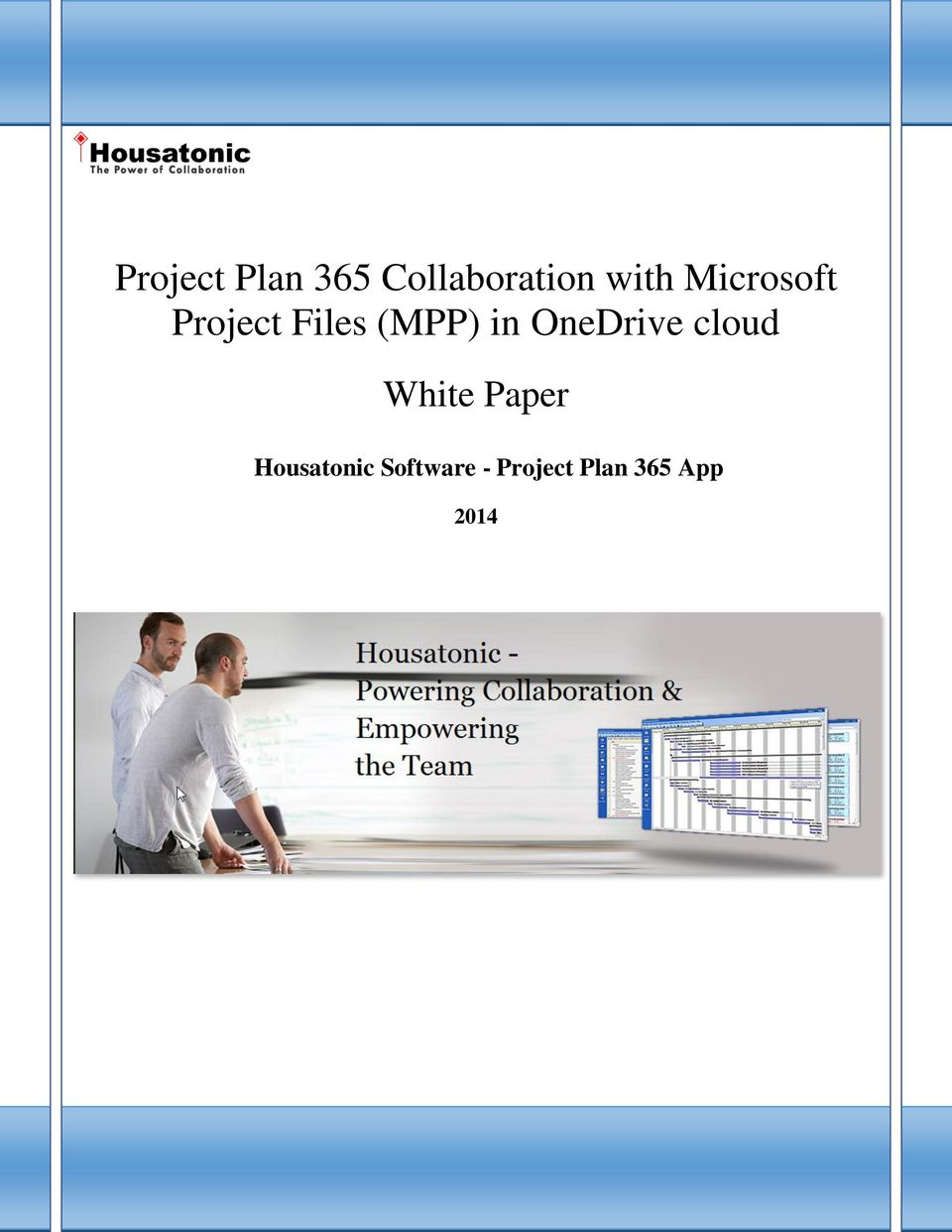 Project Plan 365 Collaboration with Microsoft Project Files